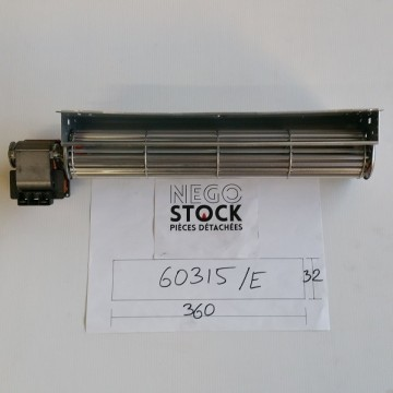 VENTILATEUR CONVECTION ECO AIR  AVT 2005  60315/E