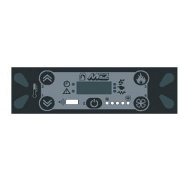 4160291 Tableau de commande avec afficheur à LED