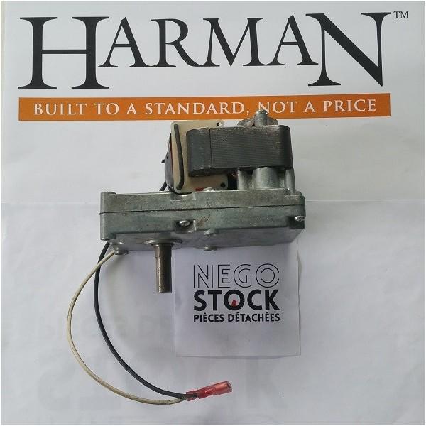 MOTO REDUCTEUR 4 RPM ANCIEN MODELE ACCENTRA ADVANCE XXV HARMAN 3-20-08406