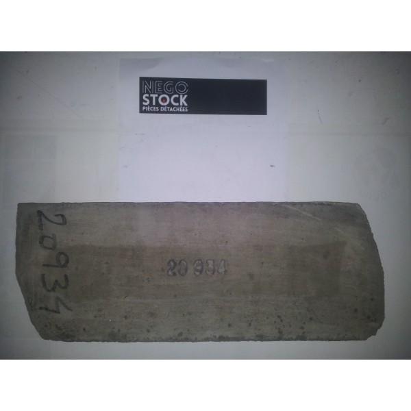 BRIQUE DROITE DE FOYER C08611 P0020934