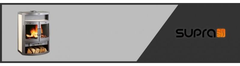 Pièces détachés pour poêles et inserts SUPRA - Negostock pièces détachées