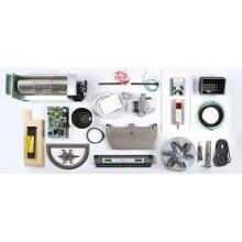 Pièces détachées GODIN pour poêles, cuisinières et inserts - Negostock pièces détachées